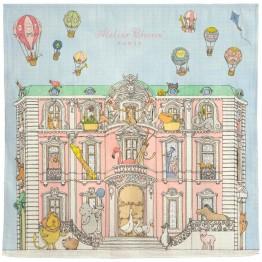 Tetra pelena velika Monceau Mansion