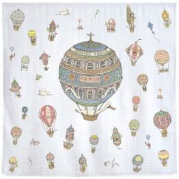 Tetra pelena velika Hot Air Balloons