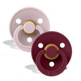 BIBS Colour dude – Pink Plum/Elderberry