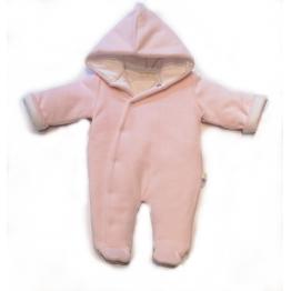Zimsko odijelo za bebe rozo