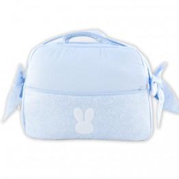 Baby Gi torba za pelene bunny plava