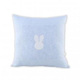 Baby Gi jastuk bunny plavi