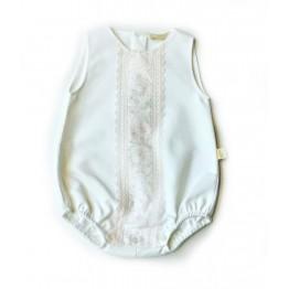 Baby Gi bijeli kombinezon