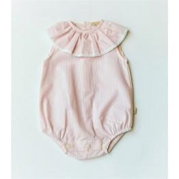 Baby Gi rozi kombinezon
