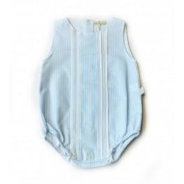 Baby Gi plavi kombinezon