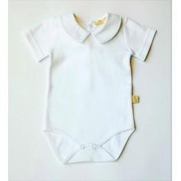 Baby Gi bijeli bodi