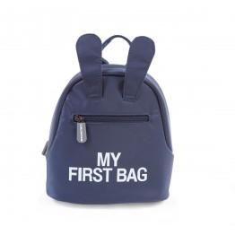 Childhome dječji ruksak MY FIRST BAG navy