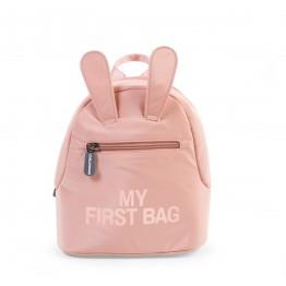 Childhome ruksak MY FIRST BAG pink