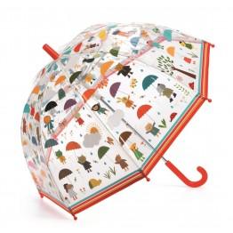 Dječji kišobran - Prijatelji na kiši