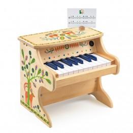 Djeco Drveni klavir