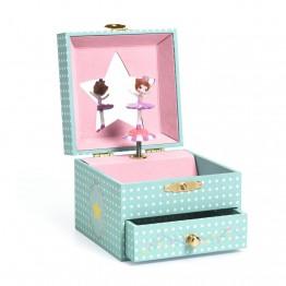 Glazbena kutija – Ples male balerine