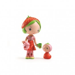 Tinyly lutkica Berry & Lila