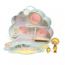 Tinyly Kućica s lutkicom Sunny & Mia