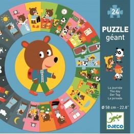 Djeco velike puzzle Medin dan