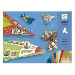Djeco Origami - Avioni