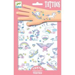 Tattoo naljepnice - Jednorog