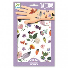 Tattoo naljepnice - proljeće