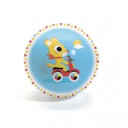 Dječja lopta Utrka - 12 cm