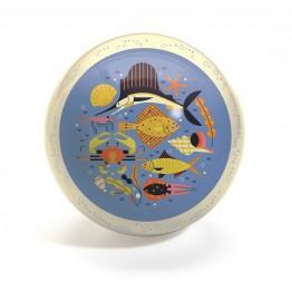 Dječja lopta Morske životinje - 22 cm