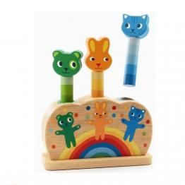 Djeco drvena igračka Pipop