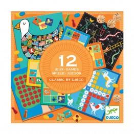 Djeco Set društvenih igara