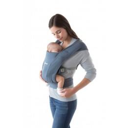 Ergobaby Embrace nosiljka - Oxford Blue plava