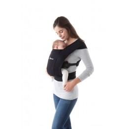 Ergobaby Embrace nosiljka - Pure Black-crna