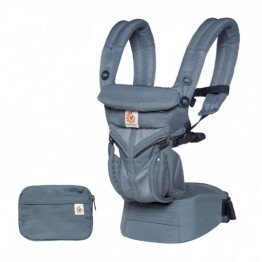 Ergobaby OMNI 360 Cool Air Oxford plava