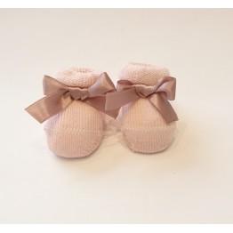 Vunene cipele-one size Pink
