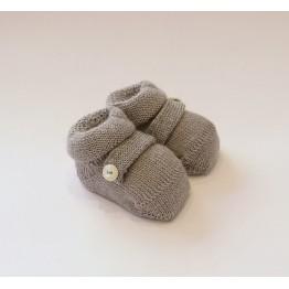 Vunene cipele-one size Grey