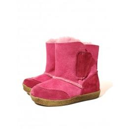 Falcotto čizme podstavljene krznom-roze