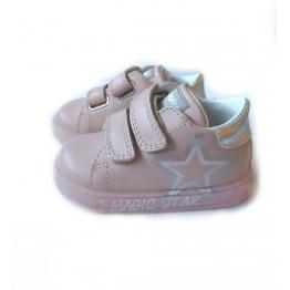 Falcotto dječje tenisice - roze sa zvijezdom