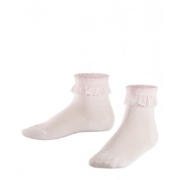 Falke čarape Romantic Lace So Powder Rose