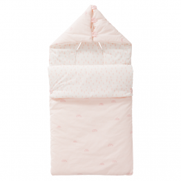 Fresk jastuk za bebe Duga - rozi