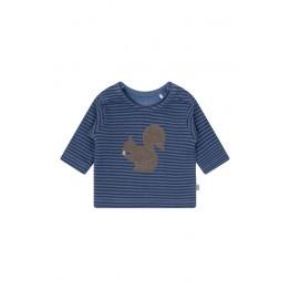 Hust baby majica s printom vjeverice