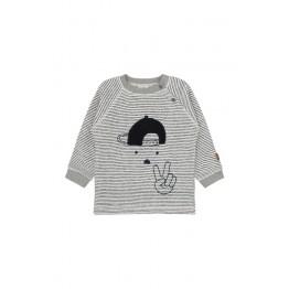 Hust Kids prugasta majica