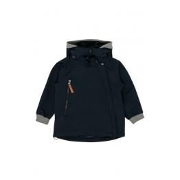 Hust Kids nepromočiva plava jakna