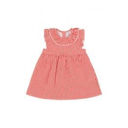 Claire Kids karirana haljina