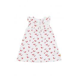 Claire baby haljina s uzorkom trešnjica