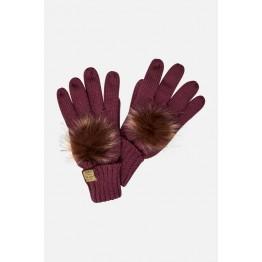 Hust&Claire rukavice sa krznom