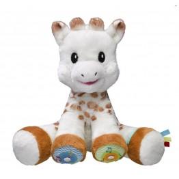 Žirafa Sophie glazbeni plišanac