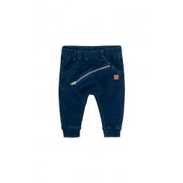 Hust baby hlače tamno plave