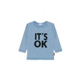Hust Kids majica na plave prugice