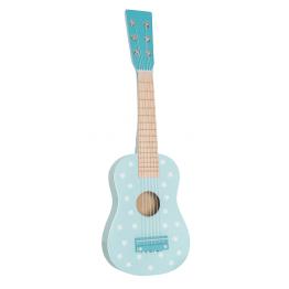 JaBaDaBaDo dječja gitara Plava