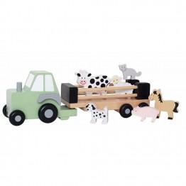 Jabadabado Traktor farma