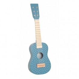 JaBaDaBaDo drvena gitara-plava