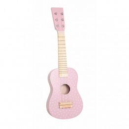JaBaDaBaDo drvena gitara-roza