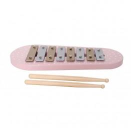 JaBaDaBaDo ksilofon-rozi