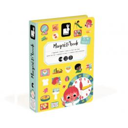 Janod Kutija s magnetima - koliko je sati