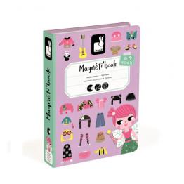 Janod Kutija s magnetima - kostimi za djevojčice